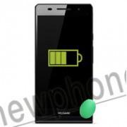 Huawei Ascend P6, Accu reparatie
