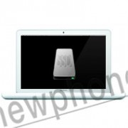 """MacBook A1342 13"""" SSD 250GB reparatie"""