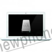 """MacBook A1342 13"""" SSD 1000GB reparatie"""