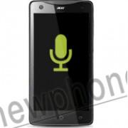 Acer Liquid S1, Microfoon reparatie