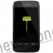 Alcatel One Touch 997D, Connector reparatie