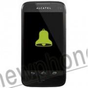 Alcatel One Touch 997D, Speaker reparatie