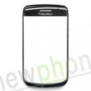 Blackberry Bold 9700, Front cover wit/zwart reparatie