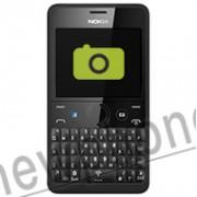 Nokia Asha 210, Front camera reparatie