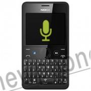 Nokia Asha 210, Microfoon reparatie