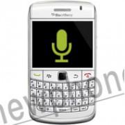 Blackberry Bold 9700, Microfoon reparatie
