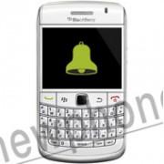 Blackberry Bold 9700, Speaker reparatie