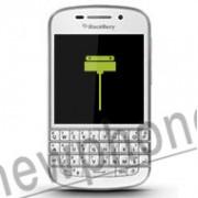 Blackberry Q10, Dock connector reparatie