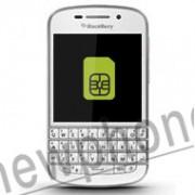 Blackberry Q10, Sim slot reparatie