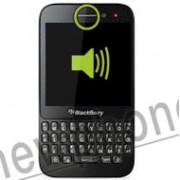 Blackberry Q5, Oor speaker reparatie