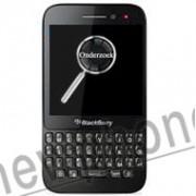 Blackberry Q5, Onderzoek