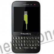 Blackberry Q5, Connector reparatie