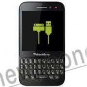 Blackberry Q5, Software herstellen