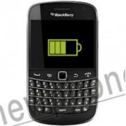 Blackberry Bold Touch 9900, Accu reparatie