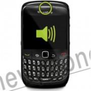 Blackberry Curve 8520, Ear speaker reparatie