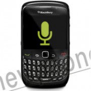 Blackberry Curve 8520, Microfoon reparatie
