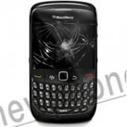 Blackberry Curve 8520, Display window reparatie