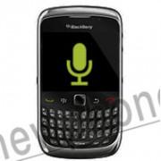 Blackberry Curve 9300, Microfoon reparatie