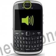 Blackberry Curve 9320, Ear speaker reparatie
