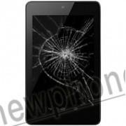 Google Nexus 7 Tablet, Touchscreen reparatie