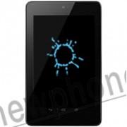 Google Nexus 7 Tablet, Vochtschade