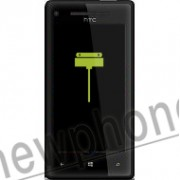 HTC 8X, Connector reparatie