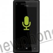 HTC 8X, Microfoon reparatie