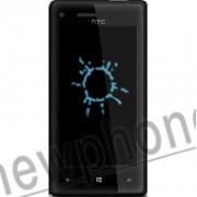 HTC 8X, Vochtschade