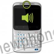 HTC ChaCha, Ear speaker reparatie