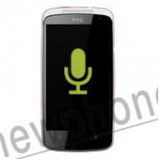 HTC Desire 500, Microfoon reparatie