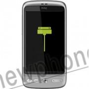 HTC Desire, Connector reparatie