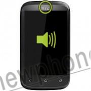 HTC Desire C, Ear speaker reparatie