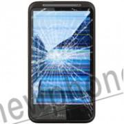 HTC Desire HD, Aanraakscherm / beeldscherm reparatie