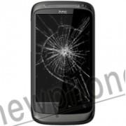 HTC Desire S, Touchscreen reparatie