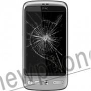 HTC Desire, Touchscreen reparatie