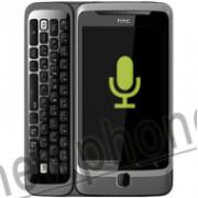 HTC Desire Z Qwerty, Microfoon reparatie