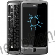 HTC Desire Z, Vochtschade
