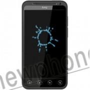 HTC Evo 3D, Vochtschade
