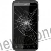 HTC Evo 3D, Touchscreen reparatie