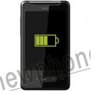 HTC HD Mini, Accu reparatie