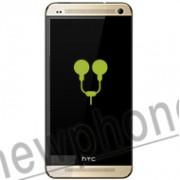 HTC One M8, Hoofdtelefoon aansluiting reparatie