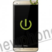 HTC One M8, Powerknop reparatie