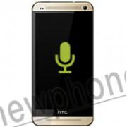 HTC One M8, Microfoon reparatie