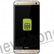 HTC One M8, Sim kaart lezer reparatie