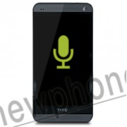 HTC One, Microfoon reparatie