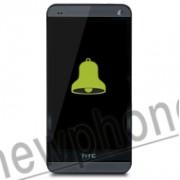 HTC One, Speaker reparatie