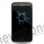 HTC One X, Vochtschade