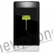 HTC S8, Connector reparatie