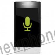 HTC S8, Microfoon reparatie