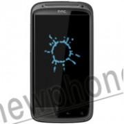 HTC Sensation, Vochtschade